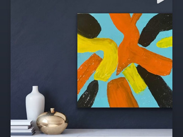 Sell Artworks: Happy Times