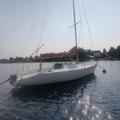 I will rent: BANNER 28 RACER Virkelig en morsom båt å seile