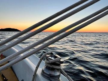 Tilbys: H-Båt klassisk turseiler til leie