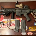 Selling: Airsoft G&G Cm16 Raider - Fully Customized