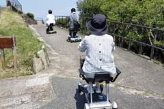 有料イベント: 初めての電動カート試乗会@新宿・戸山公園