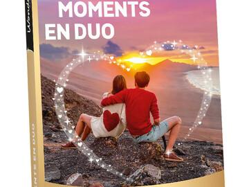 """Vente: Coffret Wonderbox """"Moment en duo"""" (29,90€)"""