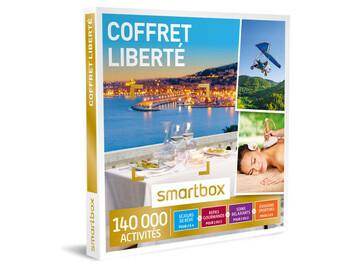 Vente: Carte Smartbox - Coffret Liberté (1000€)