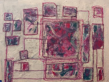 Sell Artworks: Pretty in Pink
