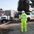 Weekly Equipment Rental: Jet washing and dust suppression bowser unit