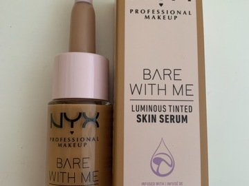 Venta: NYX Bare with me skin serum, medium 03