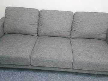 Myydään: 3-seat Sofa