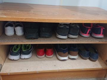 Giving away: Shoe Wardrobe