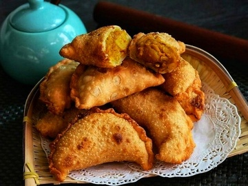Selling: Home-Made Curry Puffs ( Vegetarian )