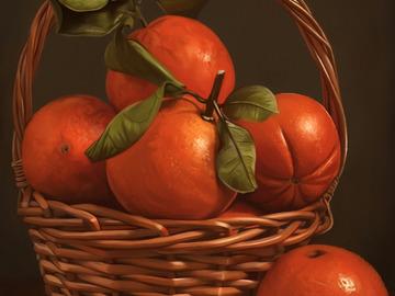 Sell Artworks: Realism Digital fruits