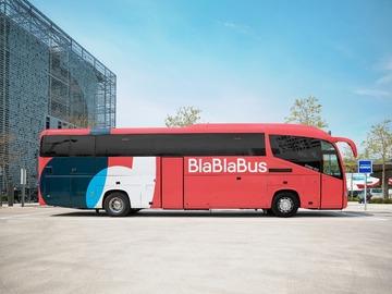 Vente: Bon d'achat Blablabus (157,98€)