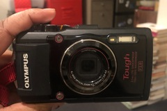 For Rent: Olympus TG-3 camera