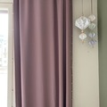 Selling: Room darkening curtains MAJGULL (IKEA, 1 pair, 145x250 cm) - Pick