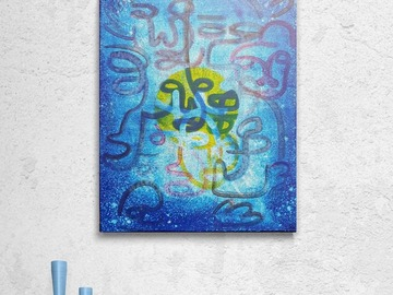 Sell Artworks: Diving on Sunrise