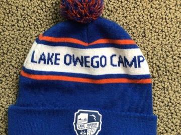 Selling A Singular Item: Lake Owego Camp ski hat