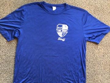 Selling A Singular Item: Lake Owego Camp Staff Shirt