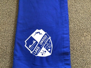 Selling A Singular Item: Lake Owego Camp Throw Blanket