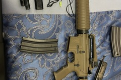 Selling: Tan Elite Force M4 Carbine Electric