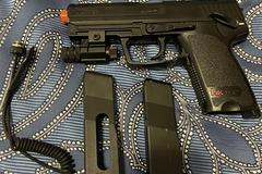 Selling: HK USP. 45 Fixed Body. Co2