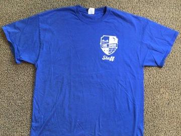 Selling A Singular Item: Lake Owego Camp Staff T-shirt size XL