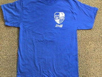 Selling A Singular Item: Lake Owego Camp Staff T-shirt Size Large