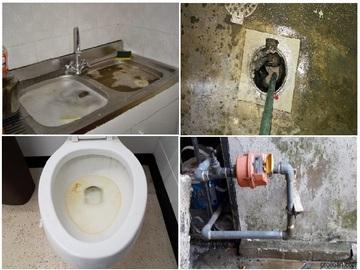 Services: plumber baiki singki tandas tersumbat paip bocor lembah karamat