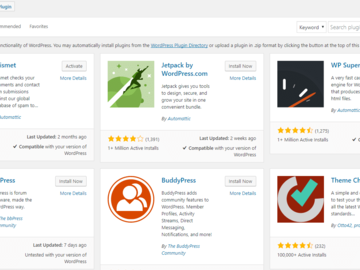 Pay per project: Install wordpress themes and plugins