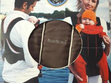 Vente: Porte-bébé babybjorn