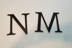 Ilmoitus: N ja M vessakyltit