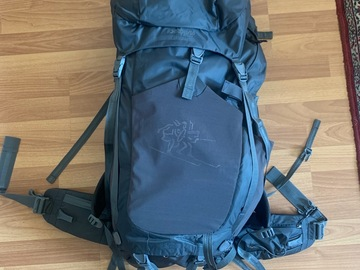 Renting out (per day): Bergans Romsdal rinkka 75l