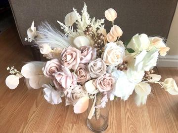 Daily Rental: Neutral bridal bouquet