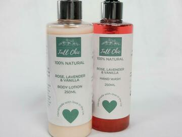 For Sale: Hand wash and Body Lotion set
