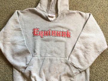 Selling A Singular Item: Camp Equinunk Hooded Pullover Sweatshirt