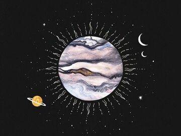 Selling: Reiki Healing Moon & Stars