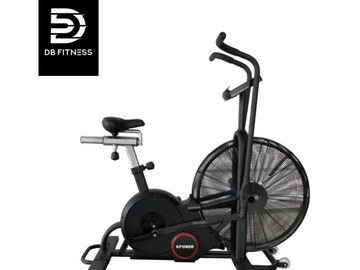 For Rent: DUAL MOTION AIR BIKE for Rent only 19.99NZD/week
