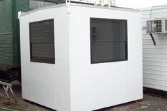En alquiler: Módulo Oficina de 2.40mts x 2.40mts x 2.30mts