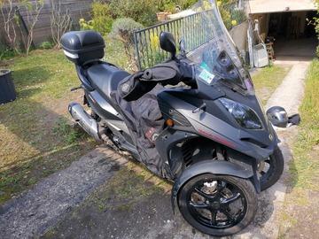 Vente: Scooter 3 roues Quadro 3S - 350cc - Permis B - Crit'Air 1 - 1ère