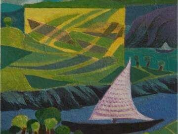 Sell Artworks: 'Journey IV'