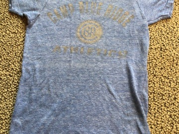 Selling A Singular Item: Blue Ridge Athletics T-shirt  XXS