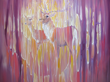 Sell Artworks: Forest Monarchs