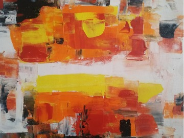 Sell Artworks: Light and thoughts