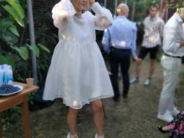 Ilmoitus: Anni Ruuth mekko