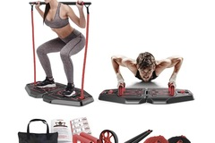 For Rent: FUSION MOTION – PORTABLE GYM for RENT only 4.99NZD/week