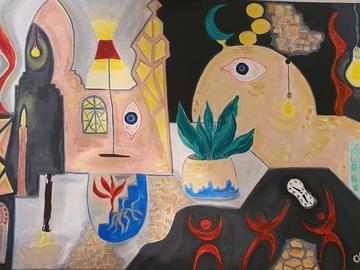 Sell Artworks: Under the spot light