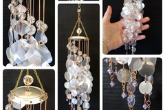 Selling with online payment: Rainbow Suncatcher (Crystaline)