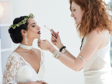 Flat Rate: Hair/Makeup Day Rate