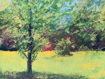 Sell Artworks: Buttercup Summer