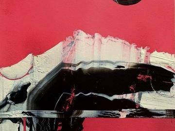 Sell Artworks: Black Ice/Pink Sky