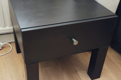 Selling: Robust Bedside Table
