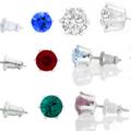 Liquidation/Wholesale Lot: 24 Pair Stud earrings our Best Sellers Swarovski Elements Jewelry